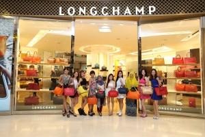Longchamp Pavilion Store